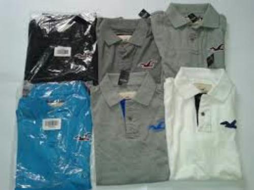 camiseta polo original com vários tamanhos novo