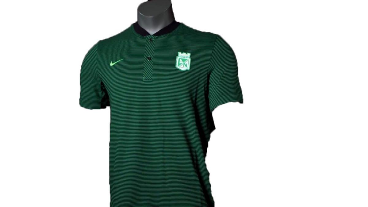 Camiseta Polo Presentación Atlético Nacional 2018 -   59.990 en ... a471f4df691dd