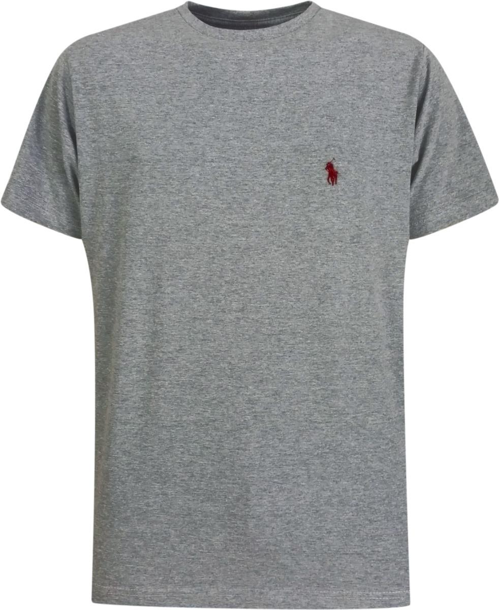 8d7b0ed05a722 camiseta polo ralph lauren masculina cinza pronta entrega. Carregando zoom.