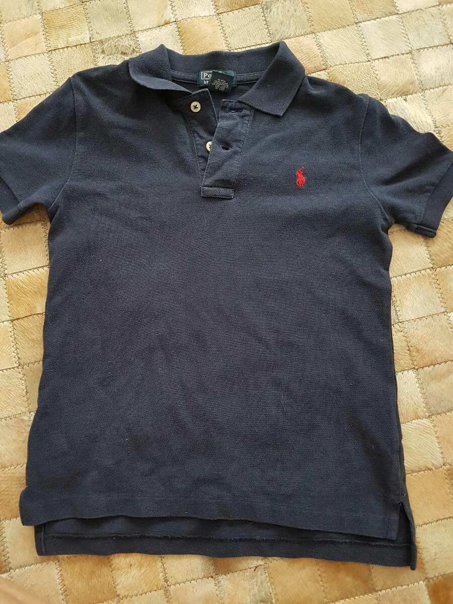 camiseta polo ralph lauren original azul marinho 6 anos. Carregando zoom. 51f814862a3