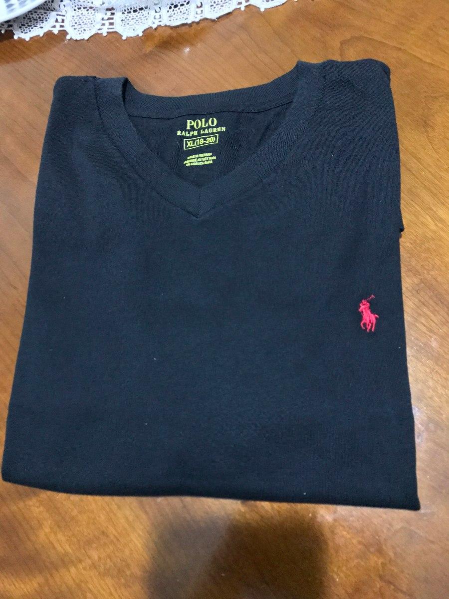 camiseta polo ralph lauren original preta tamanho p. Carregando zoom. d8cdfdf0b8a