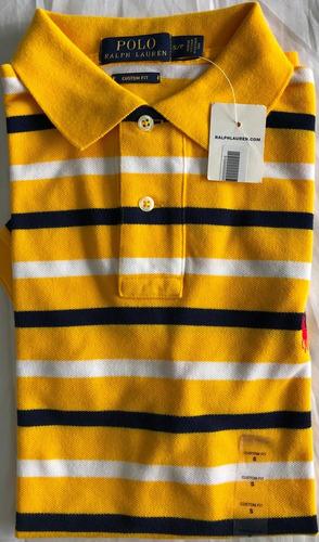 camiseta polo ralph lauren tipo polo 100% original talla s