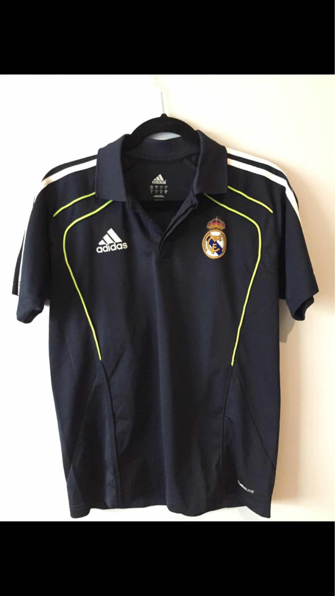 543dc009f60a0 Camiseta Polo Real Madrid adidas Original Talla S -   500.00 en ...