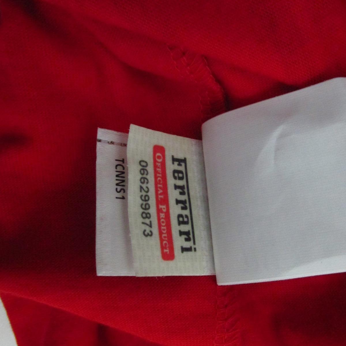 031aab945f camiseta polo santander ferrari puma 100% original kapela. Carregando zoom.