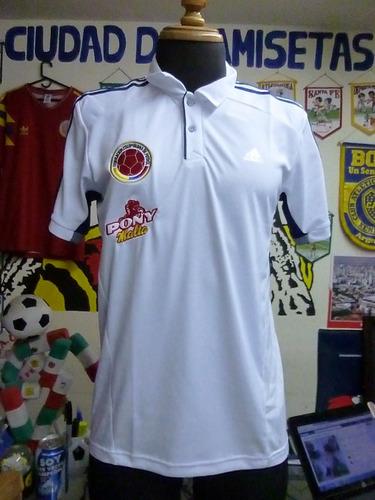 camiseta polo seleccion colombia adidas talla s del 2013 xdx
