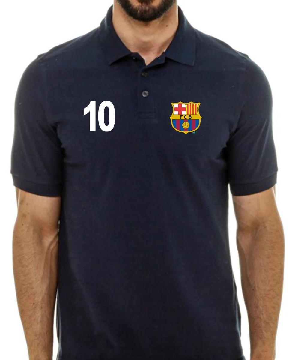 camiseta polo time barcelona personalizada. Carregando zoom. fff0b8d0b06a5