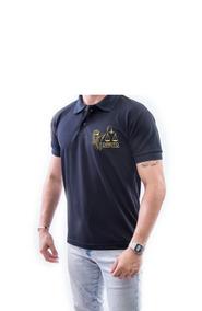b1e6b9fee8 Camiseta Polo Universitária - Camisa Direito Unissex Oferta