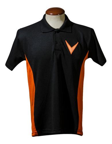 camiseta polo velopark 2 cores