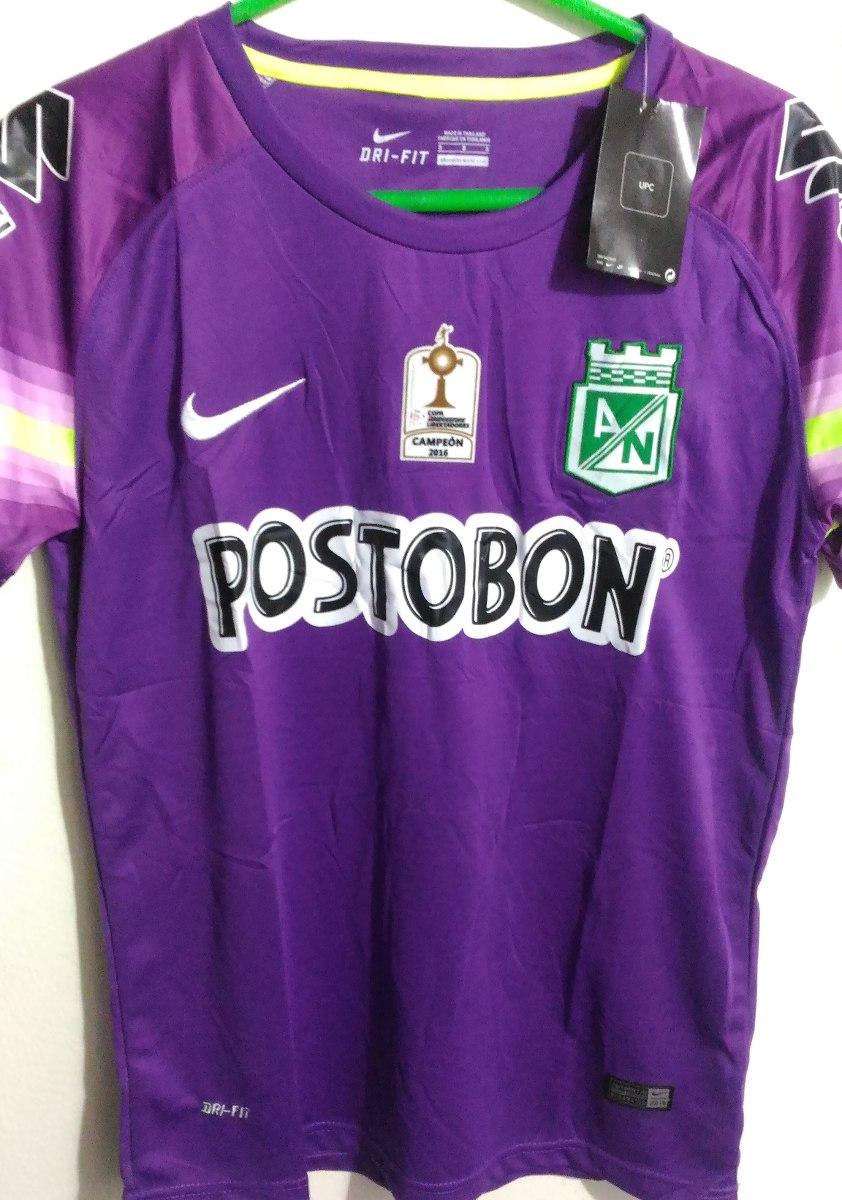 ... cheap for sale ab390 02e3d camiseta portero morada atlético nacional  nike franco armani. Cargando zoom ... 4c130b28bb400