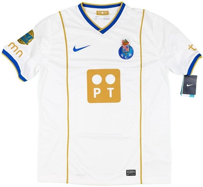 Camiseta Porto Portugal Centenario 2013 Nike. Bairestore -   2.777 ... 0a7fc310483c4
