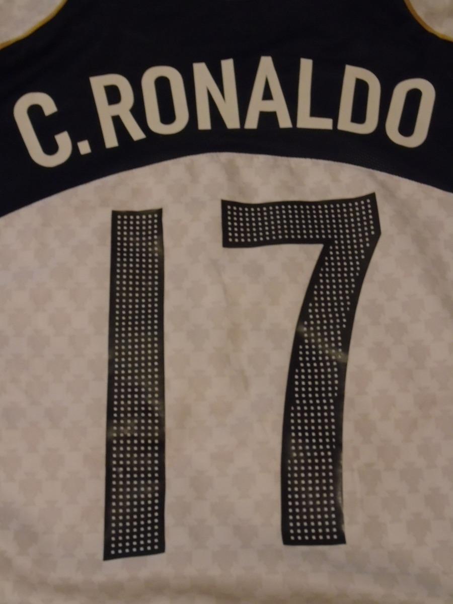 4e33cc5cd200e camiseta portugal 2004 2006 ronaldo  17 manchester united xl. Cargando zoom.