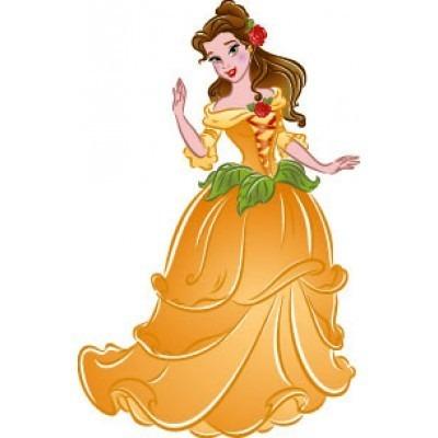 camiseta princesas -bela