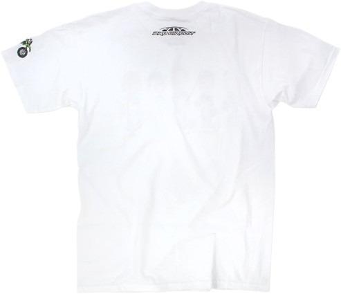 camiseta pro circuit caricaturas masc. manga curta 2xl