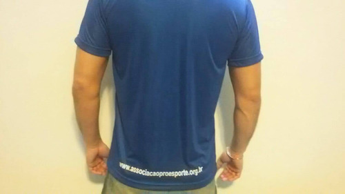 camiseta pró-esporte
