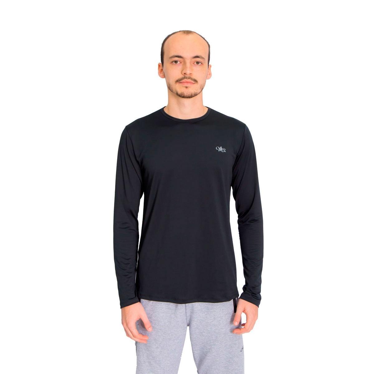 camiseta proteção solar uv dry manga longa masculina. Carregando zoom. 8f130d0c52b76