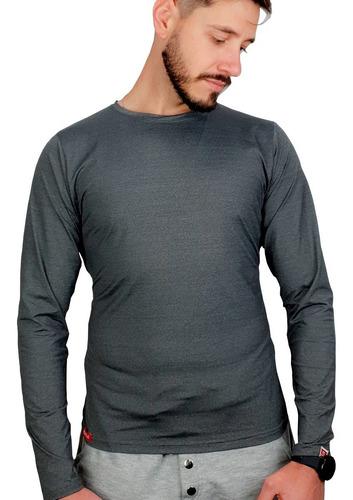 camiseta proteção solar uv fator 50 slim dry poliamida c93