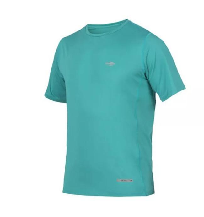239e2dbcc9cfa Camiseta Proteção Uv Body Fit Mormaii Manga Curta   Verde - R  99,90 ...
