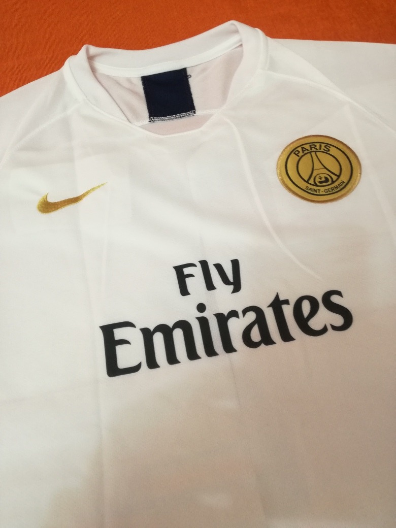 Camiseta Psg Alternativa  7 Mbappe. -   590 171f0fc519e47