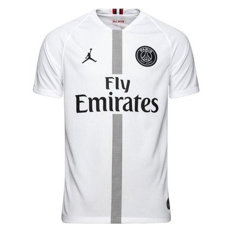 7fab74df5 Camiseta Psg Jordan Camisa Paris Saint Germain Branca França - R  120
