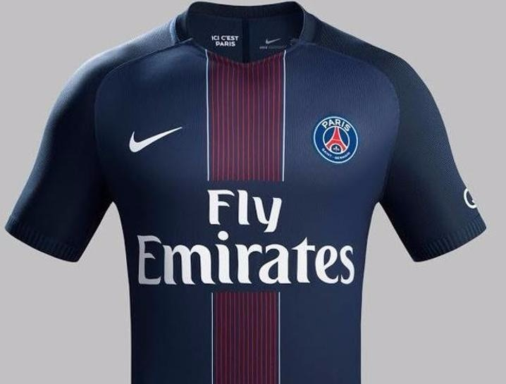 Camiseta Paris Saint Germain precio aa3a4a743cc50