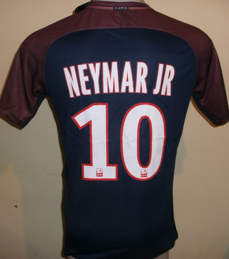 camiseta psg paris saint germain 2018 neymar jr unica oferta. Cargando zoom. 5141595bc8582