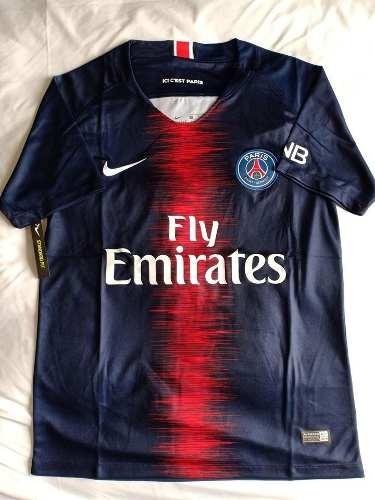 eea91cd92915c Camiseta Psg Paris Saint Germain 2018 19 Para Niño -   89.900 en ...