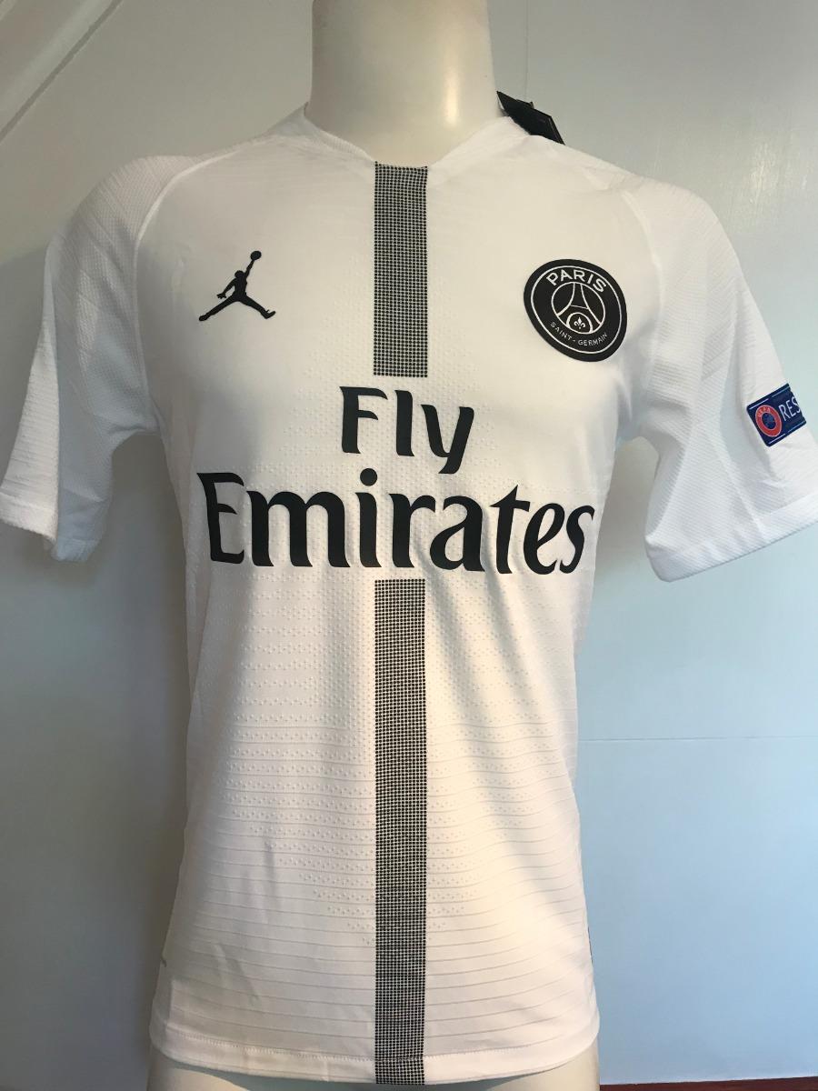 2fdf988db4 Camiseta Psg Paris Saint Germain Jordan Edition Blanca - $ 32.000 en ...
