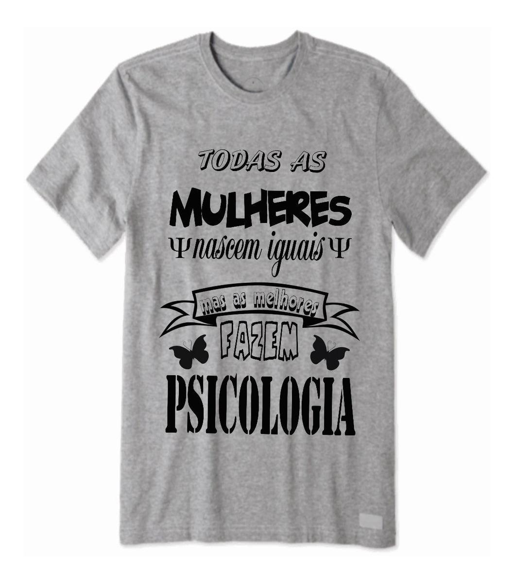 Camiseta Psicologia Formatura Graduação Frases Psique P10