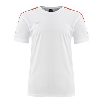 23eba4e94 Camiseta Pulse Grupo Everlast Branca Detalhe Vermelho - R  25