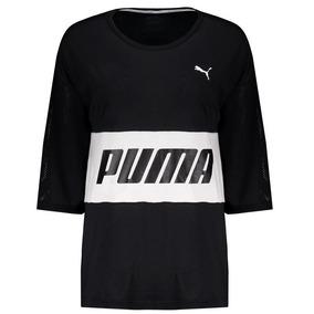 8924f09906 Feminino Puma - Camisetas e Blusas no Mercado Livre Brasil
