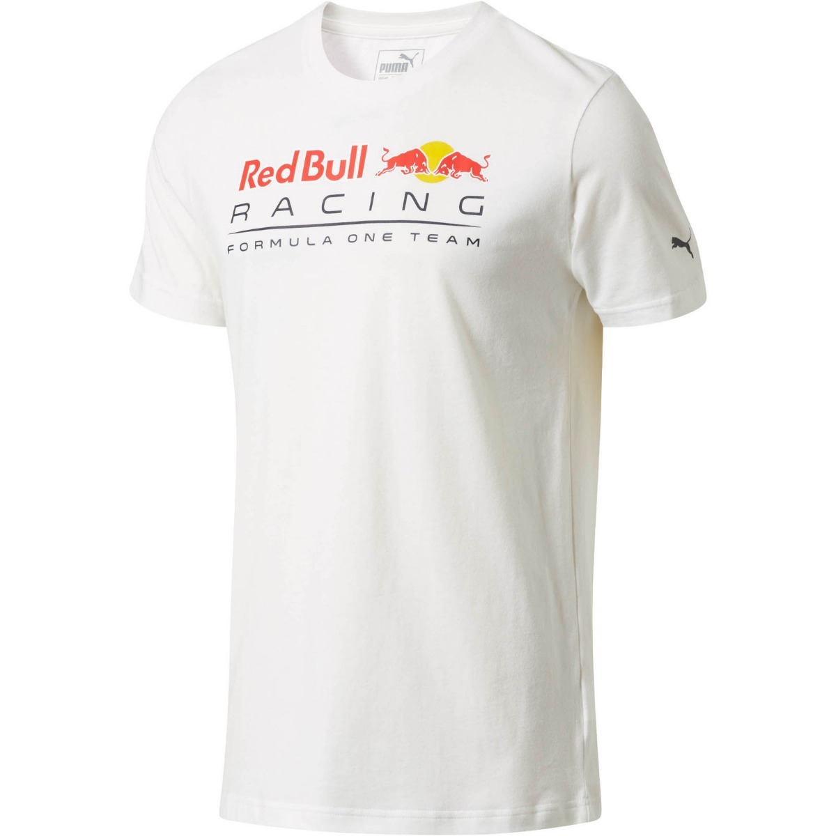 0ee3c7ec8ff30 camiseta puma red bull racing branca. Carregando zoom.