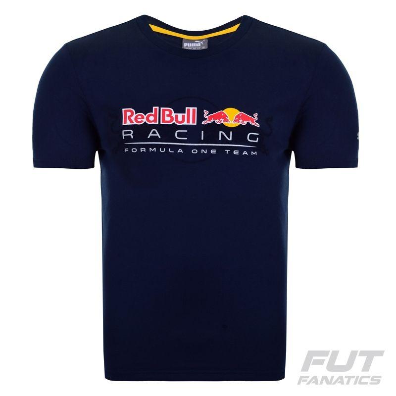 camiseta puma red bull racing infiniti logo - futfanatics. Carregando zoom. 4d9bfaea394
