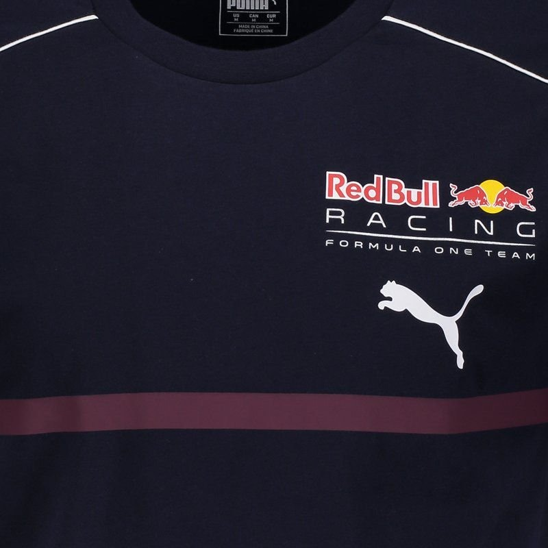 camiseta puma red bull racing speedcat evo marinho. Carregando zoom. 3c366f15d5b