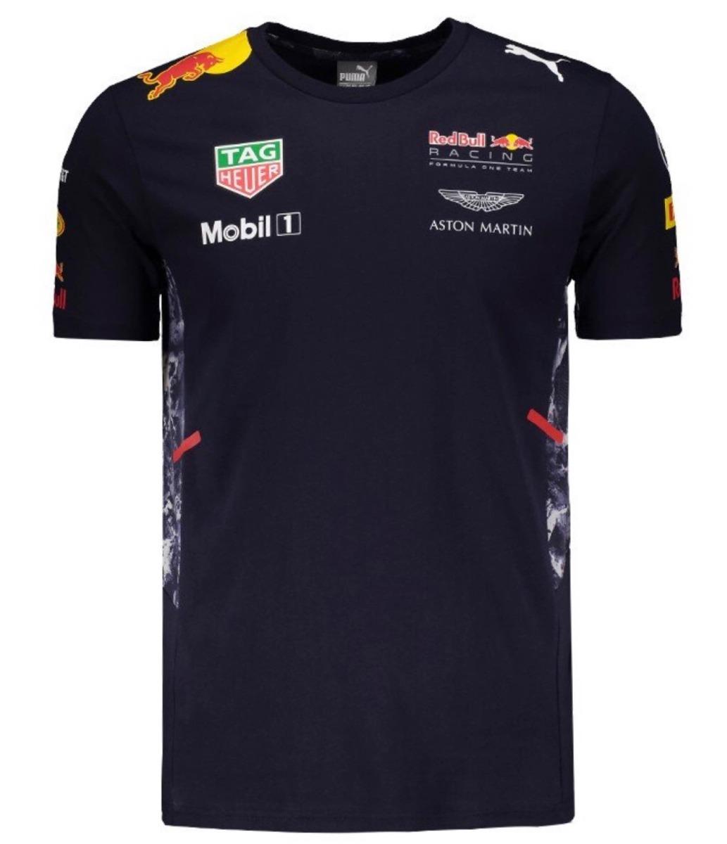 c0d3e530433a8 Camiseta Puma Red Bull Racing Team - Masc - Original - R$ 199,00 em ...