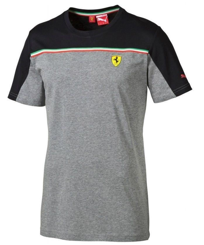 4438d6abc2 Camiseta Puma - Scuderia Ferrari - R$ 149,90 em Mercado Livre