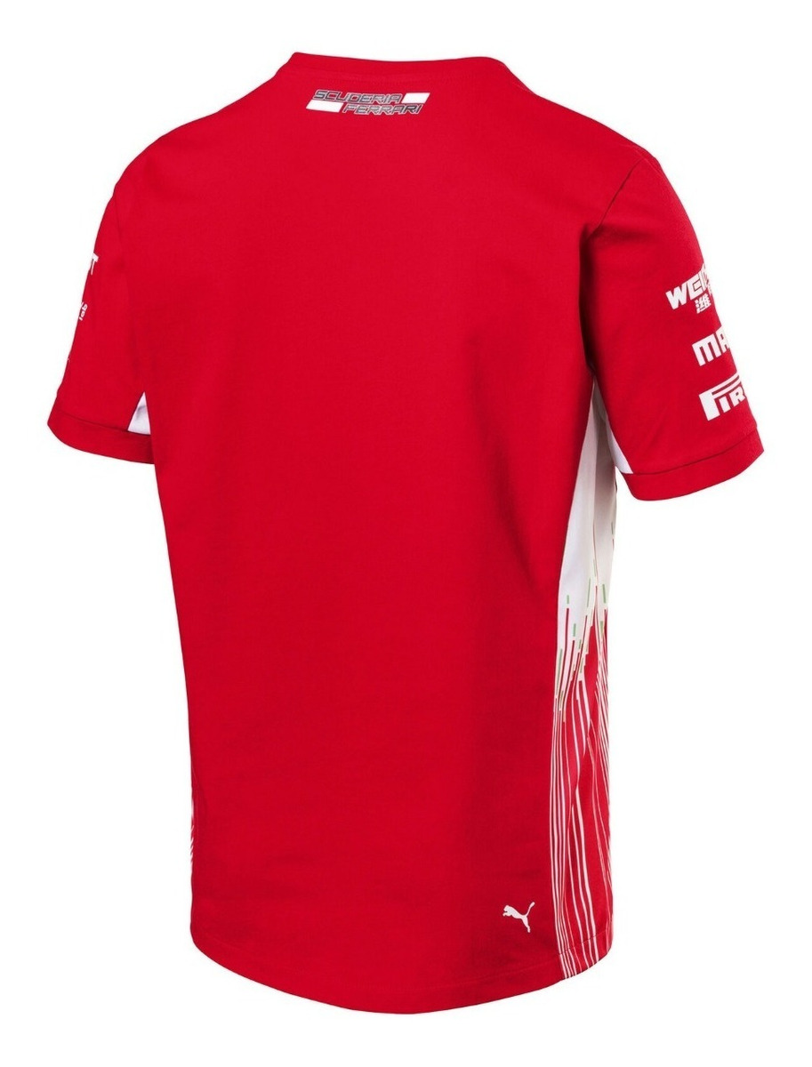 d10aa5dcf5 camiseta puma scuderia ferrari sebastian vettel 100%original. Carregando  zoom.