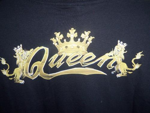 camiseta queen fredy mercury