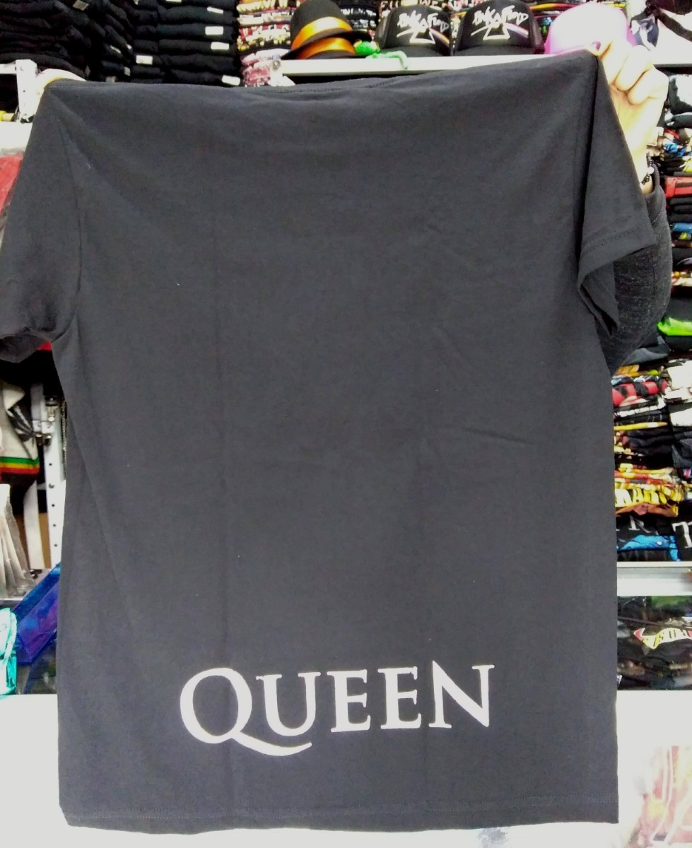Calidad superior profesional de venta caliente Donde comprar Camiseta Queen Hombre