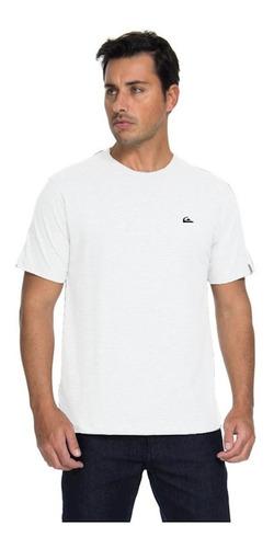 camiseta quiksilver chest white