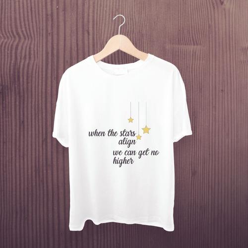 camiseta r5 - estampa exclusiva loud