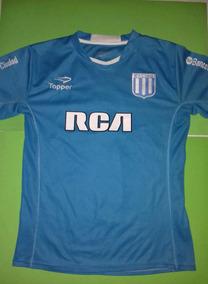05fbfd129 Camiseta Racing Niños en Mercado Libre Argentina