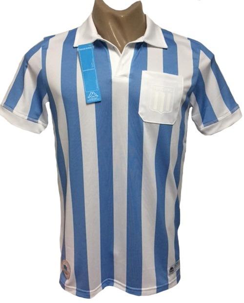 25a619835406f Camiseta Racing Club Aniversario Cardenas Edicion Especial -   1.679 ...