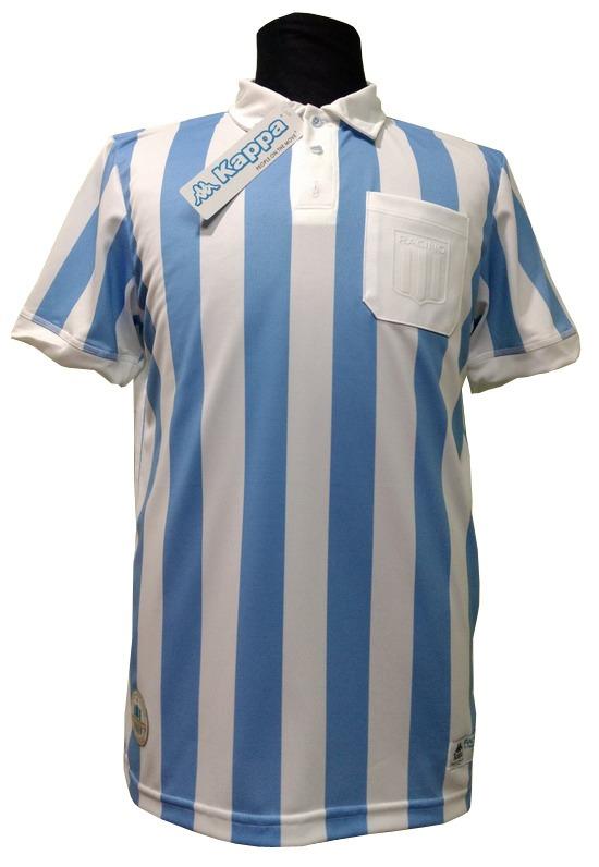 aaf165ee72ac0 Camiseta Racing Club Kappa Edicion Especial Aniversario 1967 ...