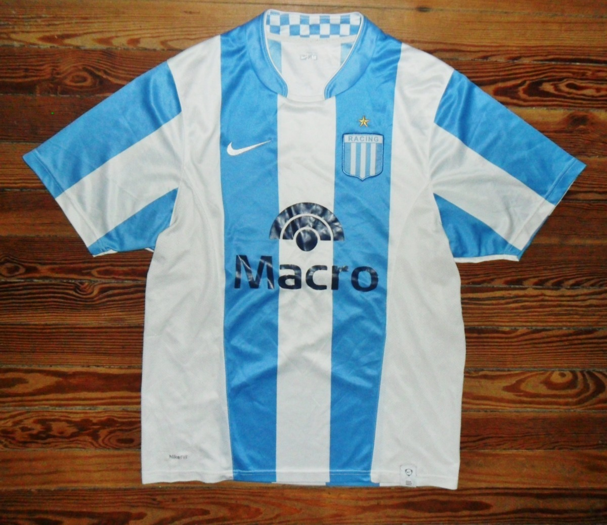 d5a8d0318c Camiseta Racing Club Nike * Casacas Clásicas * - $ 1.500,00 en ...
