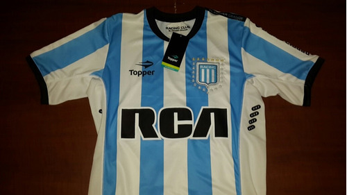 camiseta racing club titular 2016 #18 cerro