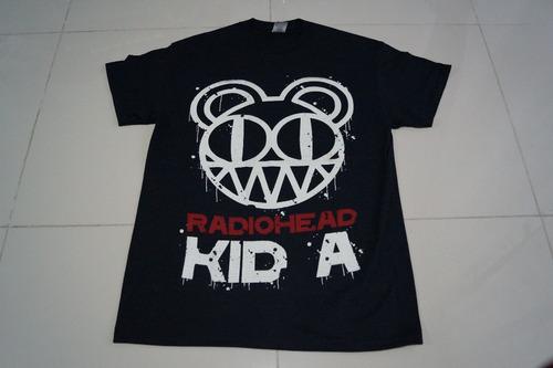 camiseta radiohead rock activity