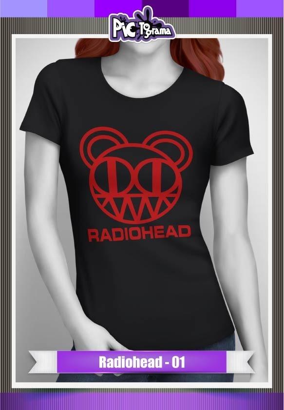 Zoom Mujer Rock Cargando Radiohead Music Camiseta nwPqOpT1Xx 1393114e5eb