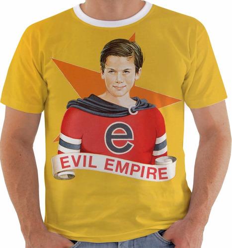 camiseta rage against the machine evil empire ratm color