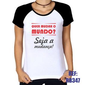 e6c8622eae5a Mudança Para Bahia - Camisetas e Blusas com o Melhores Preços no Mercado  Livre Brasil