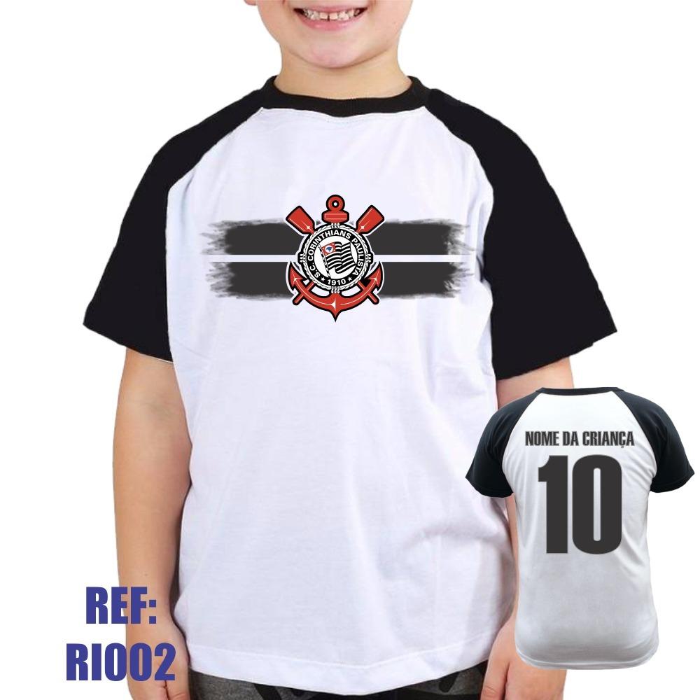 a99adcb07daeb camiseta raglan corinthians flamengo personalizada com nome. Carregando  zoom.